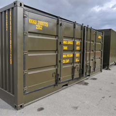 Dry Load Containers
