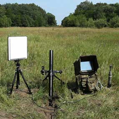 SKOM Mortar Target Acquisition and Fire Control System