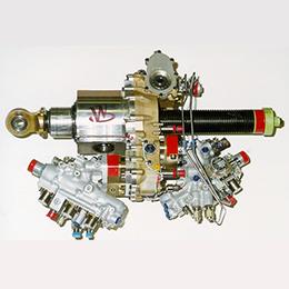 tilt rotor actuation
