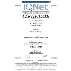 Optic Ag Certified Company