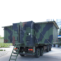 Mobile Command Posts