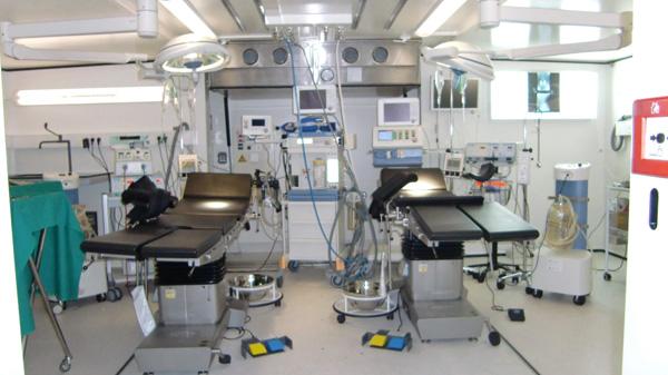 Mobile Medical Shelters